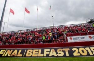 Pro 12 final Belfast