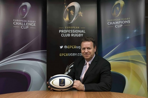 Simon Halliday, EPCR c'man