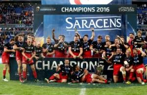 Saracens 2016:17