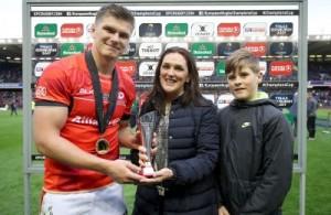 Farrell Foley trophy