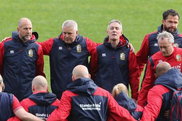 Lions coaching