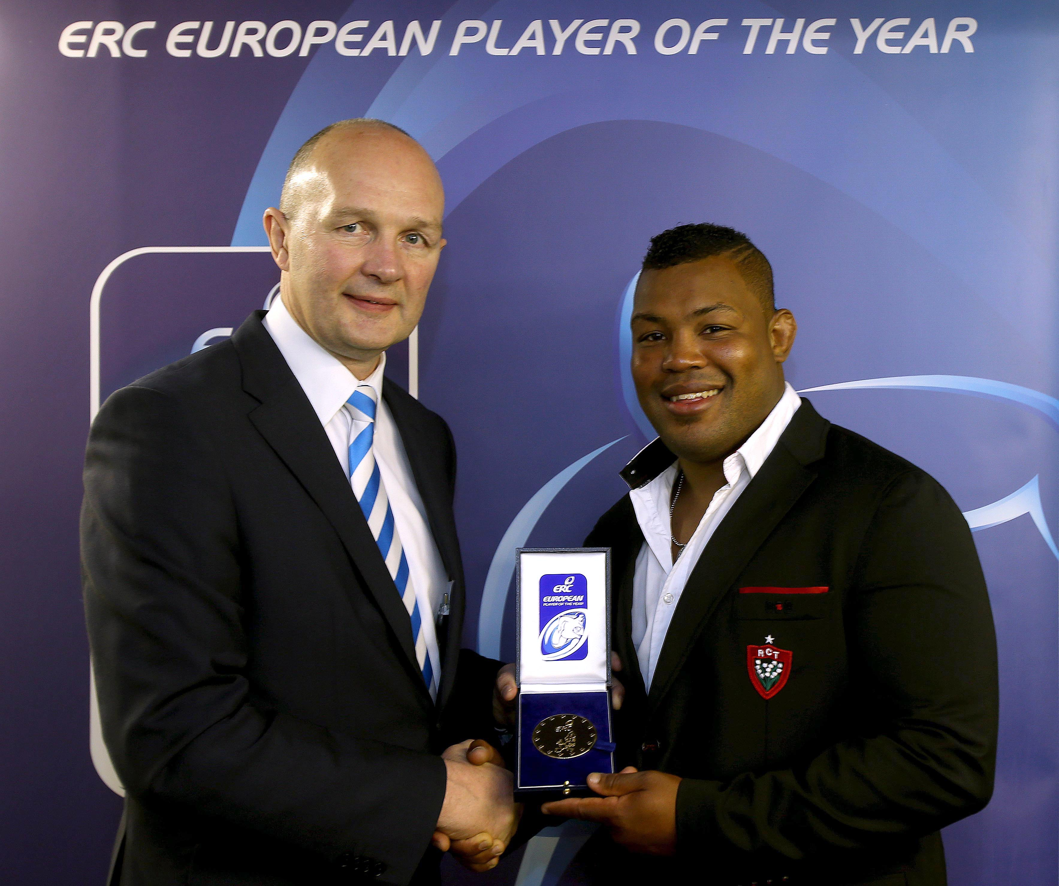 1 ERC European Player of the Year