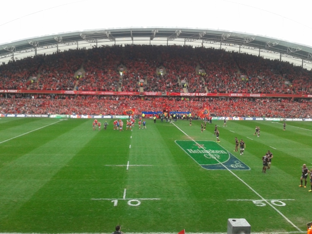 Thomond Park HC day