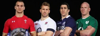 6 Nations captains