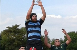 Shannon at lineout
