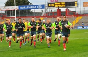 Munster squad running-1