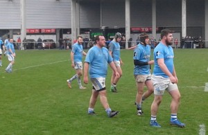 Garryowen thirds